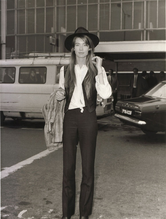 Francoise Hardy in a Flawless Outfit