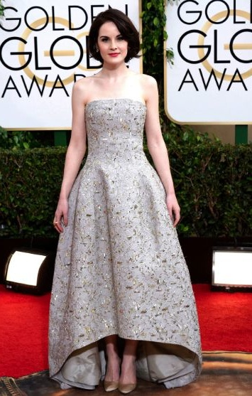 Wild Souls Picks - Michelle Dockery - Golden Globes