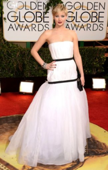 Wild Souls Picks - Jennifer Lawrence - Golden Globes