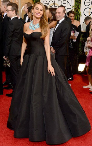 Wild Souls Picks - Sofia Vergara - Golden Globes