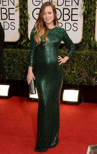 Wild Souls Picks - Olivia Wilde - Golden Globes