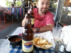 Palapa - Local Beers with Chips and Salsa