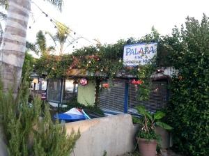 Palapa - Santa Barbara, CA