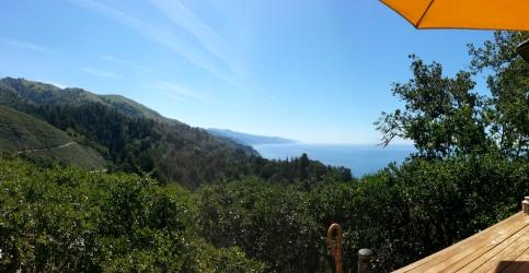 Nepenthe - Big Sur