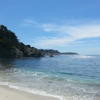 Gibson's Beach - Point Lobos