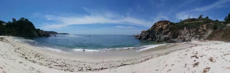 Gibson's Beach - Point Lobos State Reserve - Carmel, CA