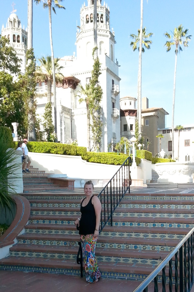 Wild Souls - What I Wore - Hearst Castle