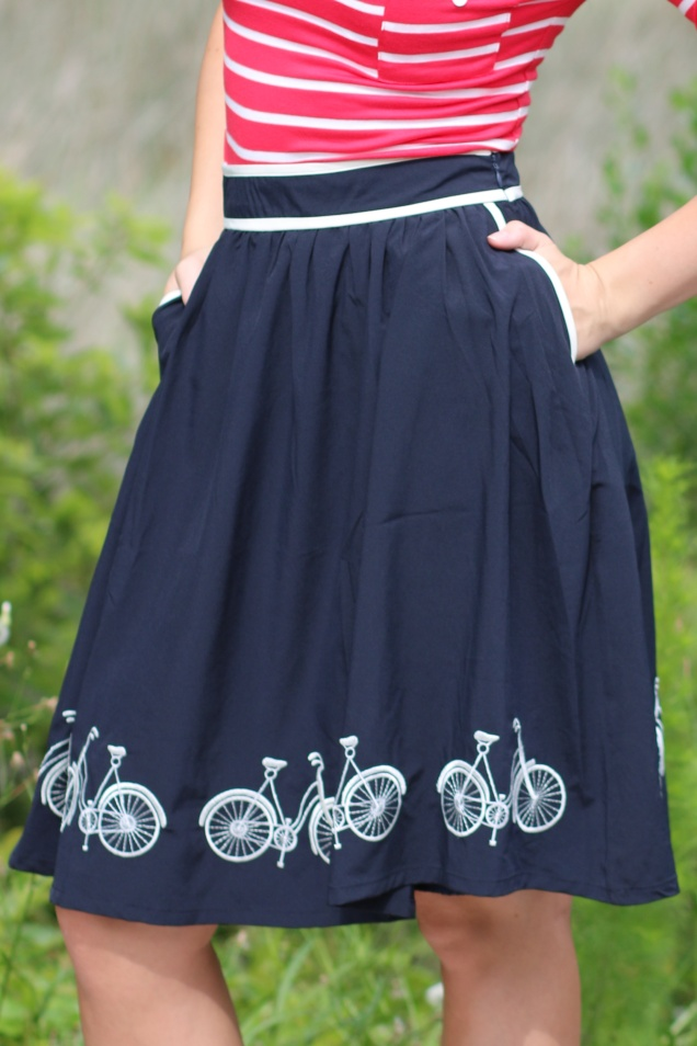 Wild Souls - My First Bicycle Skirt - shopwildsouls.com