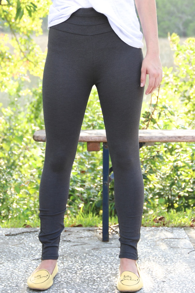 Wild Souls Faithfull Pixie Pants Trousers Skinnies in Charcoal