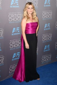 Reese Witherspoon in Lanvin at the 2015 Critics' Choice Awards