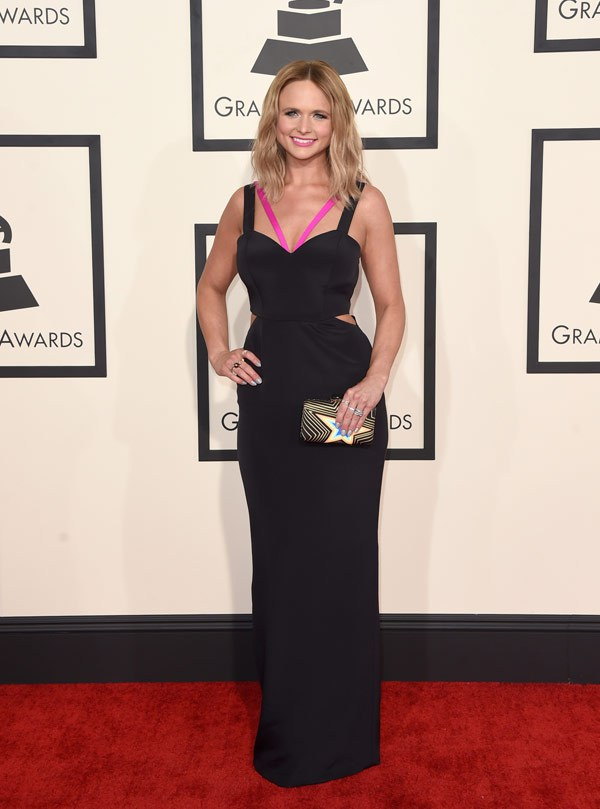 2015 Grammy Awards Miranda Lambert in Gabriela Cadena
