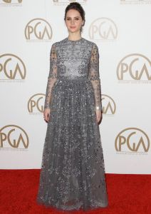 Felicity Jones at the 2015 Producers' Guild Awards