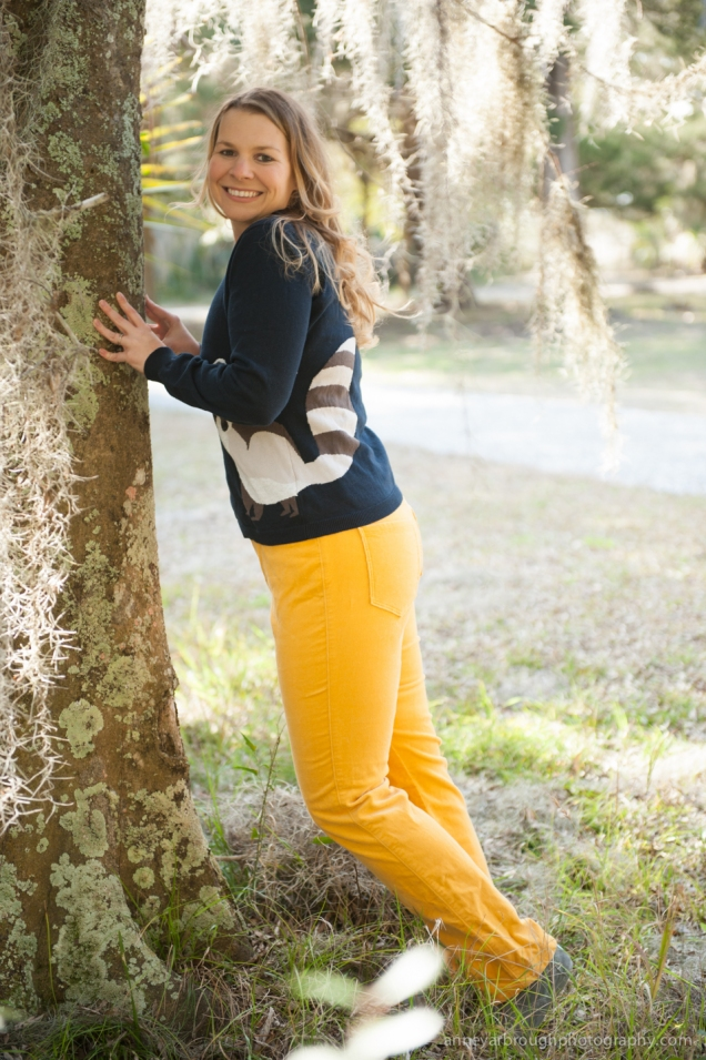 Sugarhill Boutique Raccoon Sweater, Mustard Corduroy Pants, Grey TOMS shoes