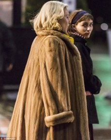 Carol // Move // Price of Salt // Rooney Mara & Cate Blanchett