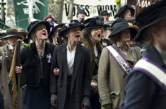 Suffragete // Movie // Carey Mulligan
