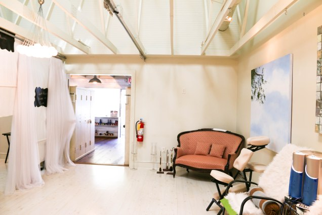 The Back Porch Salon & Spa // St. Simon's Island, GA