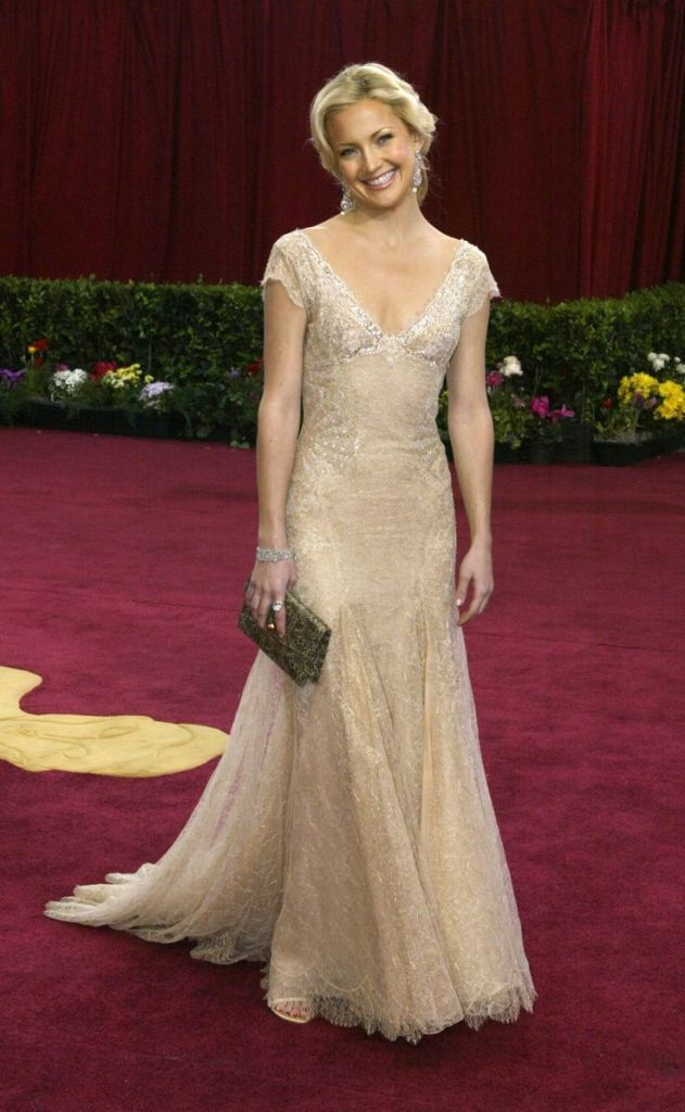 Kate Hudson in Atelier Versace at the 2003 Academy Awards