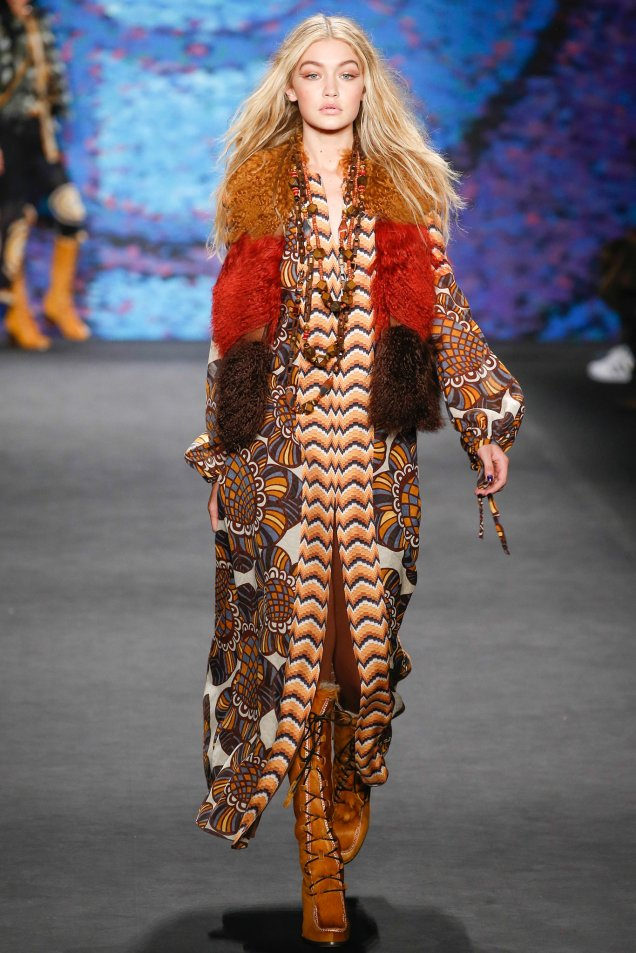 NYFW Anna Sui // Fall 2015