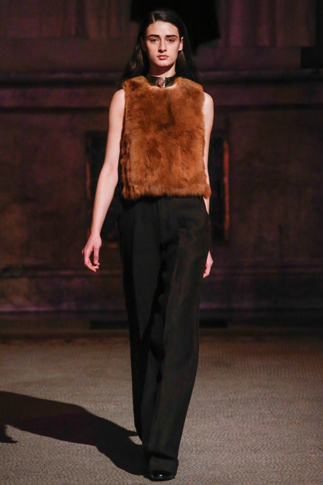 NYFW Creatures of Comfort // Fall 2015