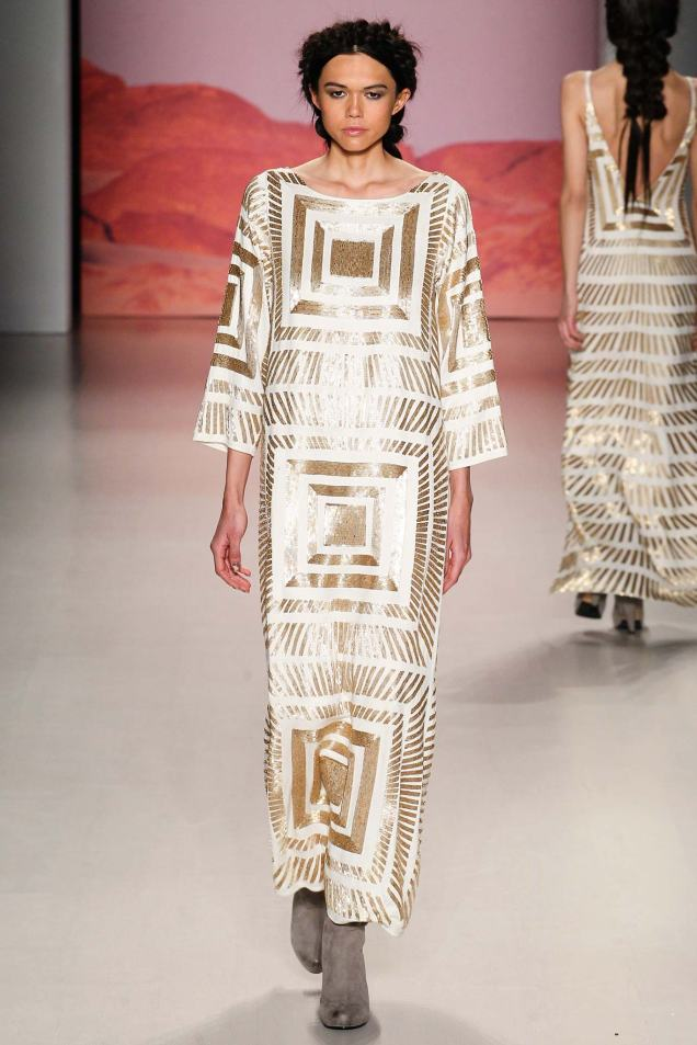 NYFW Mara Hoffman // Fall 2015