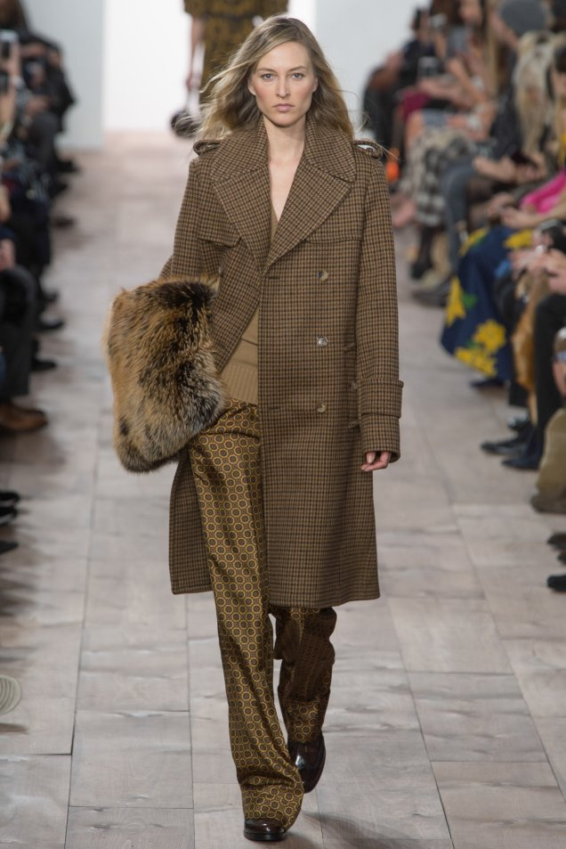 NYFW Michael Kors // Fall 2015
